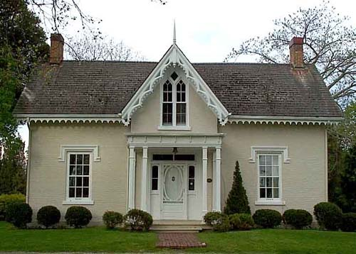 Gothic Revival Home Style Meaford Real Estate
