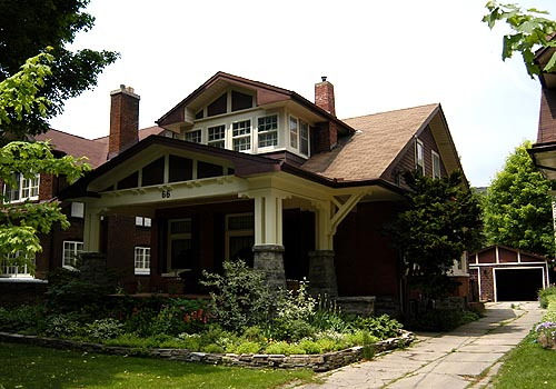 Prairie-Craftsman-Bungalow Home Style Grey Bruce Real Estate