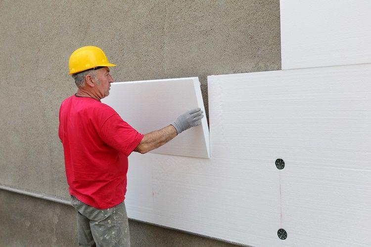 Rigid Foam Insulation Grey Bruce Real Estate