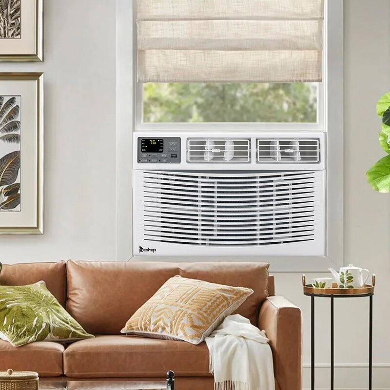 Window Air Conditioner Grey Bruce Real Estate