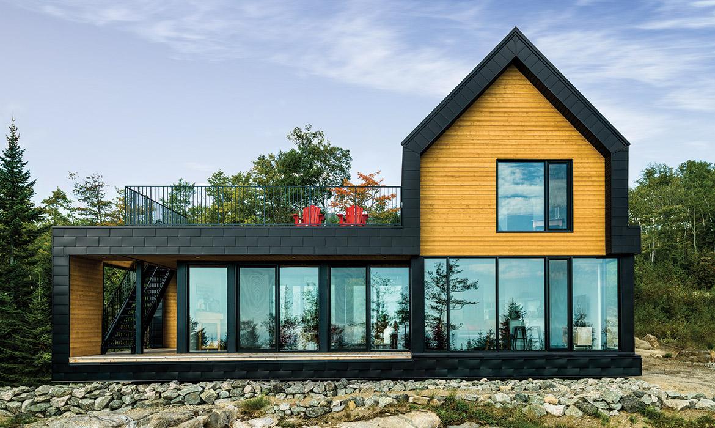 Natural Wood Northern Bruce Peninsula Real Estate