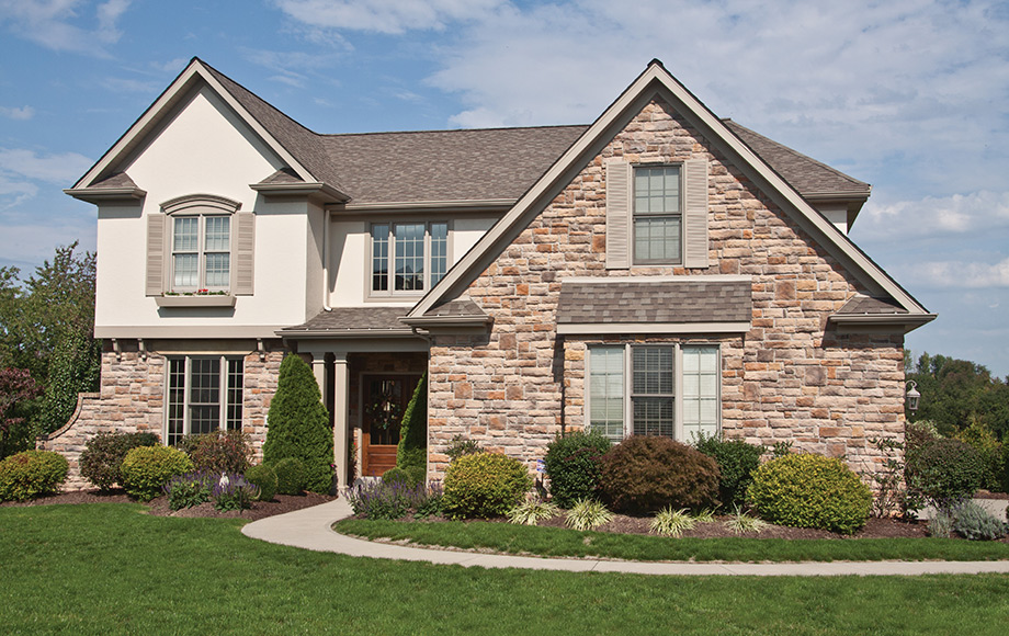 Natural Stone Siding Meaford Real Estate