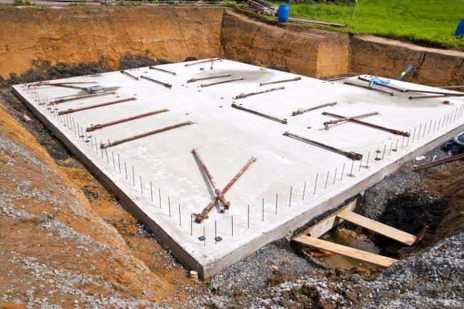 slab on grade foundation grey bruce real estate