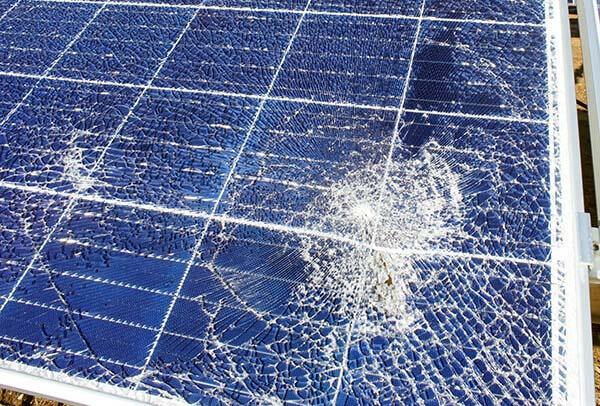 Solar maintenance Port Elgin