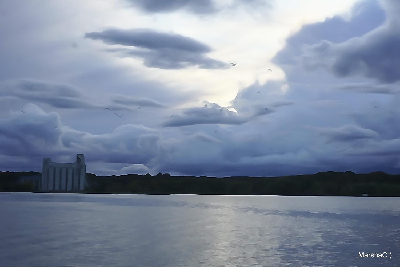 Blue Hour Owen Sound Harbour, Owen Sound Real Estate - Marsha Courtney (1)
