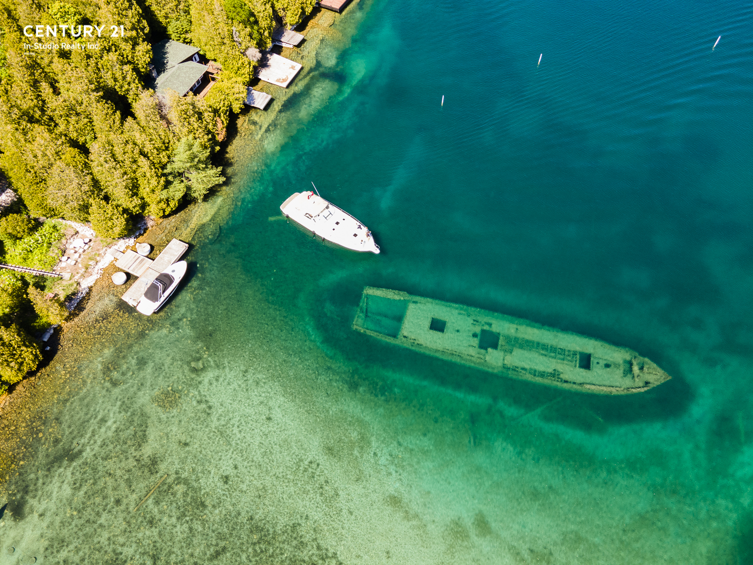 Shipwreck, Tobermory Real Estate, Northern Bruce Real Estate