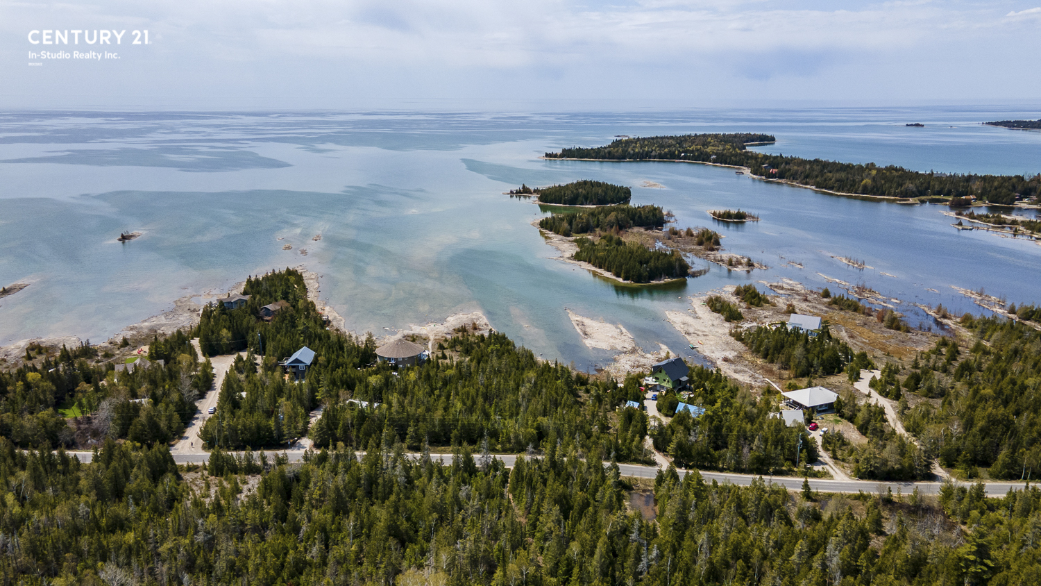 Eagle Road Tobermory Waterfront Community, Tobermory Real Estate, Northern Bruce Peninsula Real Estate