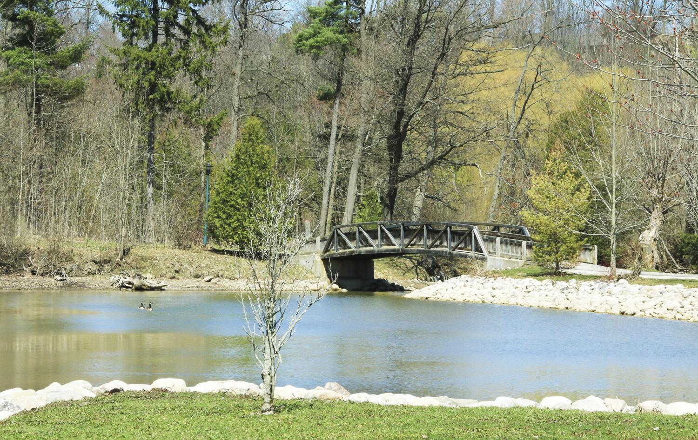 Harrison Park Bridge, Owen Sound Real Estate - Meagan Hayward