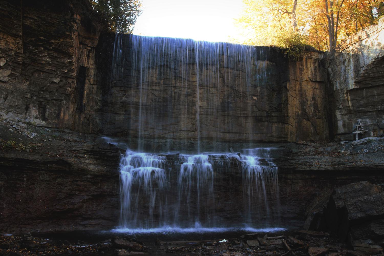 Indian Falls (Summer), Georgian Bluffs Real Estate - Scott Dietrich