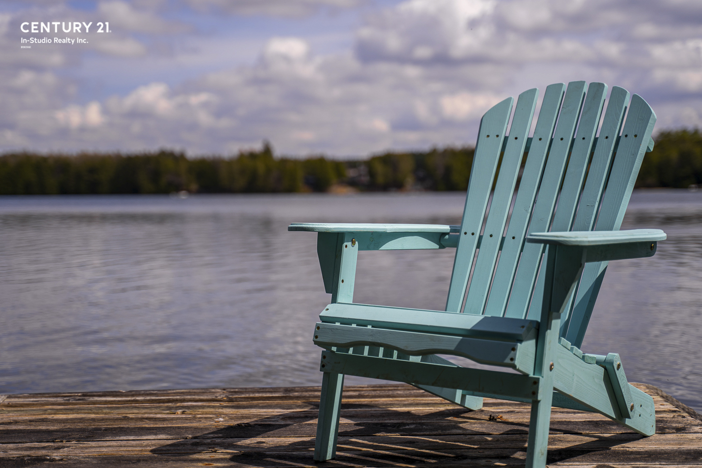 Irish Lake Waterfront Home For Sale