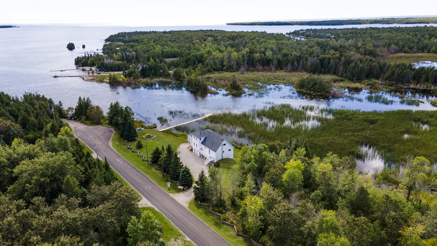 North Bruce Peninsula Waterfront For Sale