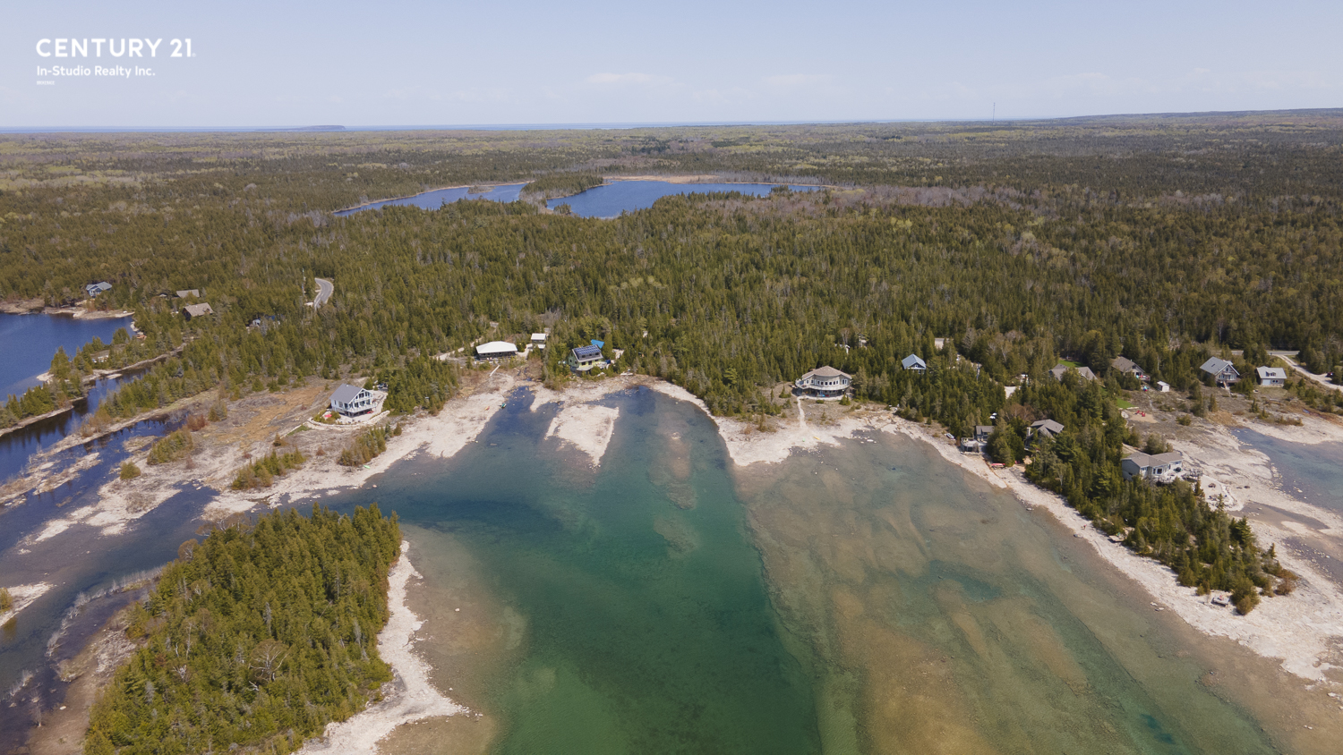 Northern Bruce Peninsula Waterfront For Sale