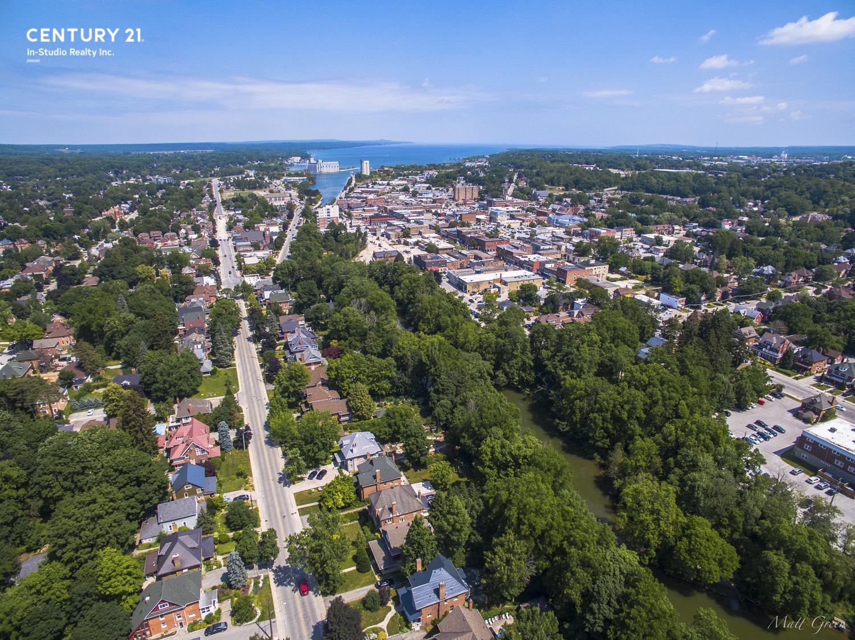 Downtown Owen Sound Ontario