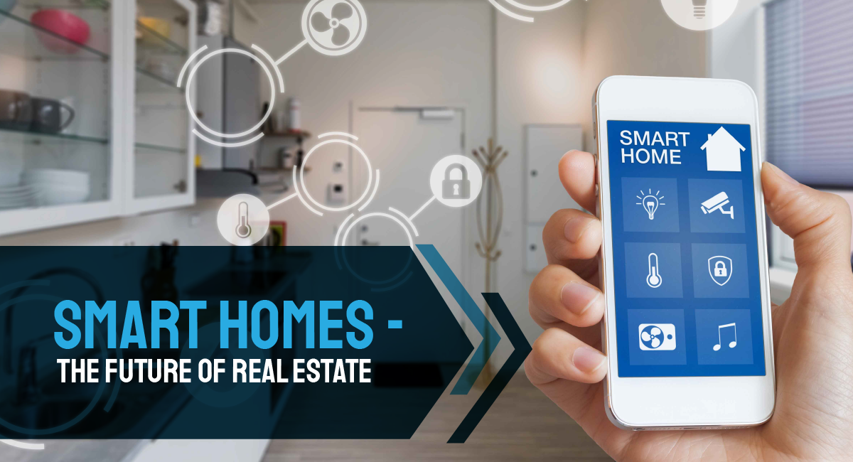 Smart Home Smartphone Meaford Real Estate