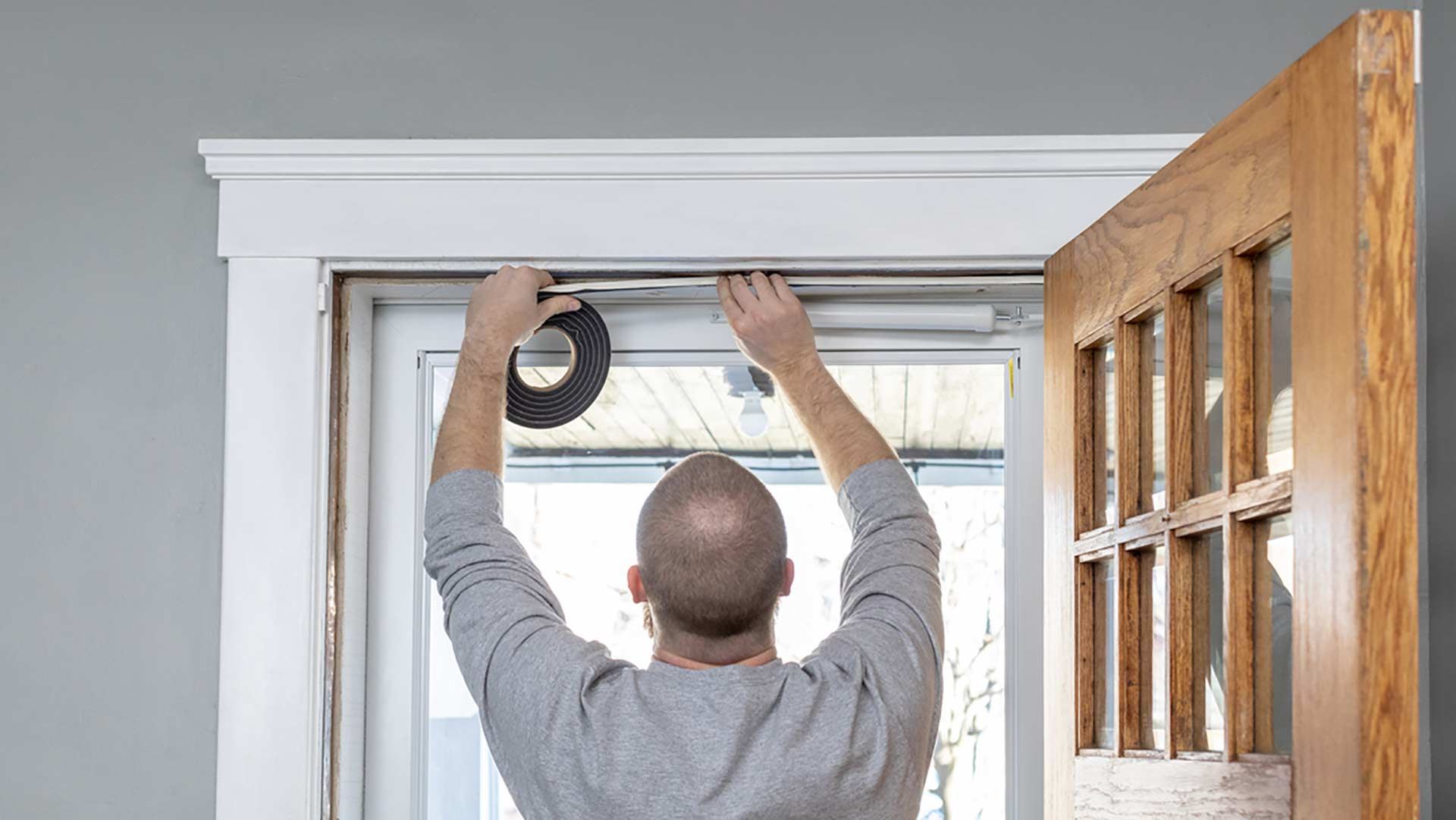 Weatherstripping Grey Bruce Real Estate