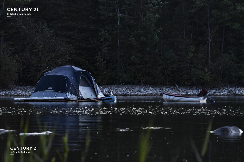 Water Camping, Georgian Bay