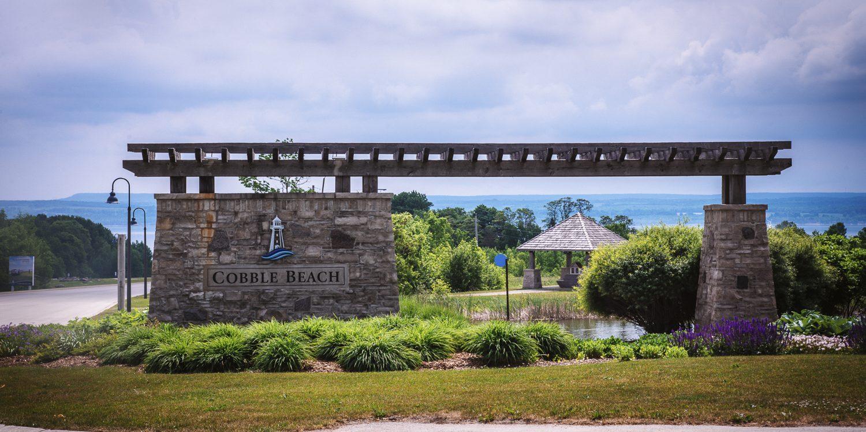 Cobble Beach Real Estate, Georgian Bluffs Real Estate